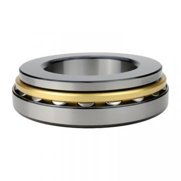 INA 605-2Z  Single Row Ball Bearings