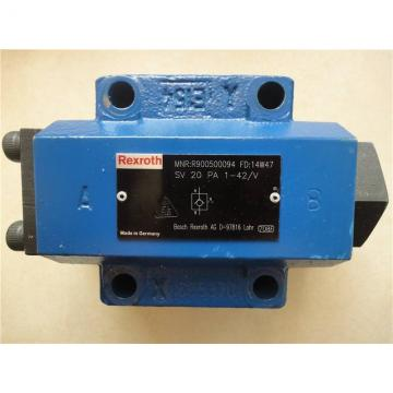 REXROTH 4WE 10 F3X/CG24N9K4 R987046782    Directional spool valves